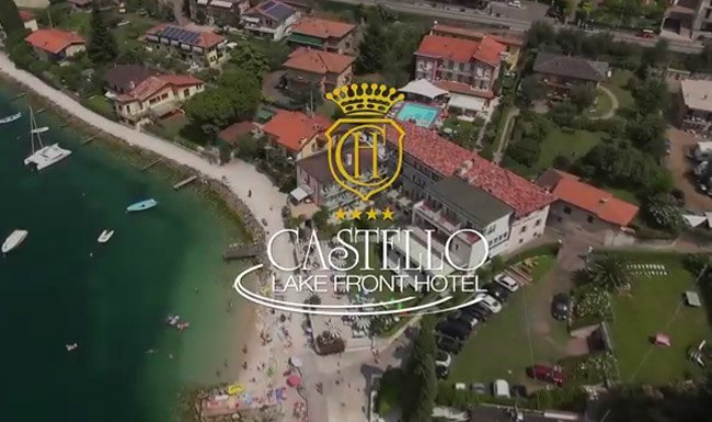 Video del Castello Lake Front Hotel a Malcesine